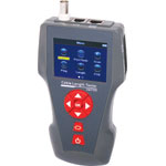 Q1346 Network & Coaxial Cable Length Tester With PoE/PING
