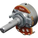 R2206 50k Lin D Shaft 24mm Single Pot
