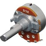 R2209 1M Lin D Shaft 24mm Single Pot