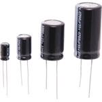 RT4807A 47uF 50V High Temp. PCB Electrolytic Capacitor 2K Rl
