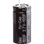 R4972 50F 2.3V Low Current Super Capacitor