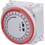 S0045 16A 240VAC Manual Mains Timer Switch