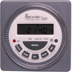 S0050 8 Program 24VAC/DC Alternate Digital Timer