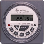 S0060 14 Program 24VAC/DC Single Duration Digital Timer