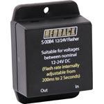 S0084 12V - 24V DC Adjustable Flasher Unit
