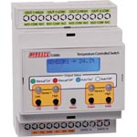 S0086 Temperature Controlled DIN Rail Switch