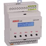 S0088 DIN Rail Event Counter