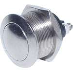 S0950 SPST Vandal Resistant Momentary Pushbutton Switch