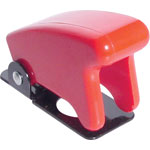 S1036 Toggle Switch Cover Missile Style Red