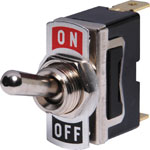 S1042 SPST 10A Heavy Duty Toggle Switch