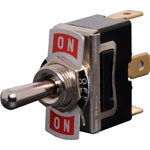 S1043 SPST (Mom. On/Off/Mom. On) 10A Heavy Duty Toggle Switch
