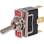 S1044 SPST (On/Off/On) 10A Heavy Duty Toggle Switch