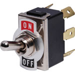 S1052 DPDT 10A Heavy Duty Toggle Switch