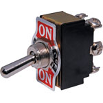 S1055 DPDT (On/Off/On) 6A Heavy Duty Toggle Switch