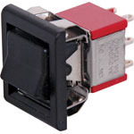 S1270 DPDT Solder Tail Mini Rocker Switch