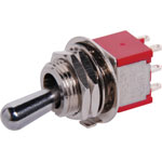 S1346 DPDT Heavy Duty Solder Tail Mini Toggle Switch