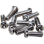 S2025 Mounting Screws  To Suit S 2030/3 Slide Switches Pk 100
