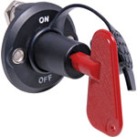S2690 Battery Isolator Key Switch