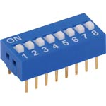 S3060 8 Way DIP Switch