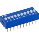S3065 10 Way DIP Switch
