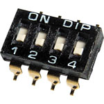 S3084 4 Way SMD DIP Switch