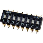 S3088 8 Way SMD DIP Switch