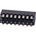 S3118 8 Way Tiny Piano SMD DIP Switch