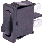 S3202 SPST Mini Rocker Switch