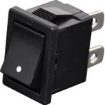 S3210 SPST Mini Rocker Switch