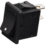 S3214 SPST Momentary On/Off Mini Rocker Switch
