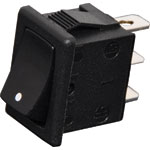 S3215 SPDT Mini Rocker Switch