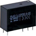 S4190D 5A 12VDC DPDT PCB Mount Relay