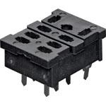 S4316A Relay Cradle Base PCB Mount (Suit S 4310A-15A)