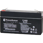 S4482 6V 1.3Ah Sealed Lead Acid (SLA) Battery