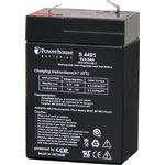 S4491 6V 4.5Ah Sealed Lead Acid (SLA) Battery