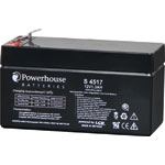 S4517 12V 1.3Ah Sealed Lead Acid (SLA) Battery