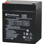S4532 12V 4.5Ah Sealed Lead Acid (SLA) Battery