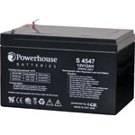 S4547 12V 12Ah Sealed Lead Acid (SLA) Battery