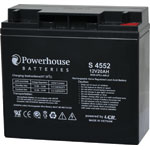 S4552 12V 20Ah Sealed Lead Acid (SLA) Battery M5