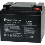 S4565 12V 50Ah Sealed Lead Acid (SLA) Battery M6