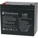 S4567 12V 60Ah Sealed Lead Acid (SLA) Battery M6/F8