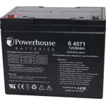 S4571 12V 80Ah Sealed Lead Acid (SLA) Battery M6/F8