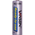 S4708A AA Low Discharge NiMH Rechargeable Battery 4pk
