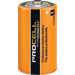 S4825 D Duracell Alkaline Battery
