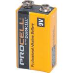 S4830 9V Duracell Alkaline Battery