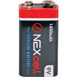 S4908B 9V Nexcell Lithium Battery