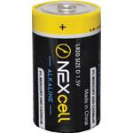 S4965b D Nexcell Mercury Free Alkaline Battery 2pk