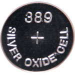 S5018 1.55V GP389 / SR54 Silver Oxide Battery