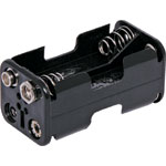 S5031 4 X AA Square Battery Holder