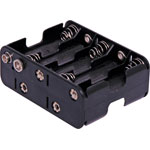 S5035 10 X AA Square Battery Holder